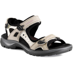 ECCO Offroad Sandalias Mujer, atmosphere/ice white/black